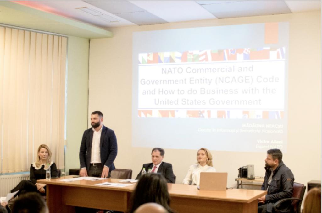 Club de afaceri NATO la Brasov